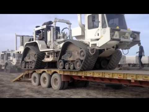 40 тонн металла и гидравлики в 200 атмосфер