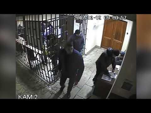 Подозреваемый в нападении на мирового судью в Еманжелинске