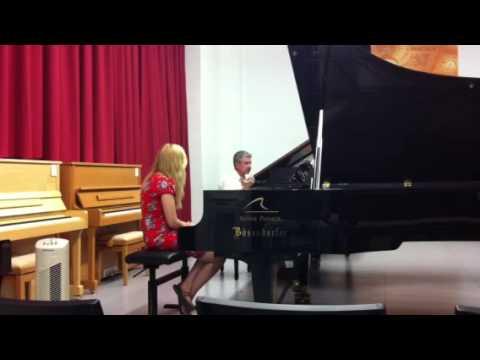 Masterclass con Vladimir Ovchinnikov