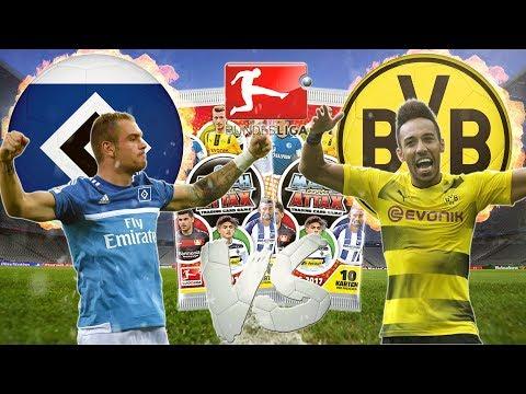 Hamburger SV HSV vs Borussia Dortmund BVB Bundesliga Orakel 20.9.2017