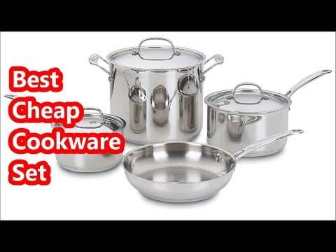 Best Cheap Cookware Set