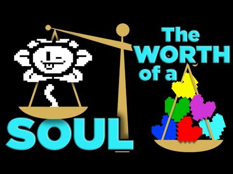 The TRUE POWER of UNDERTALE Souls! | The SCIENCE!...of Undertale