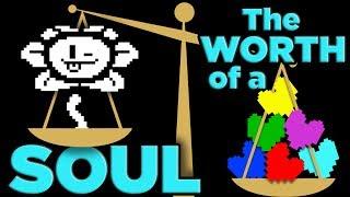 The TRUE POWER of UNDERTALE Souls!   The SCIENCE!...of Undertale