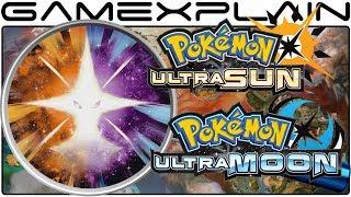 Pokémon Ultra Sun & Moon ANALYSIS - More Details Trailer & New Alola Map Secrets