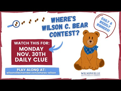 It's Easy For You To WIN A Gift Card From Any Local Wilsonville Business