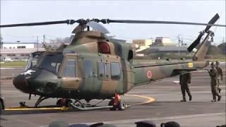 次期多用途ヘリコプターXUH-2(UH-X)お披露目 明野航空祭2019