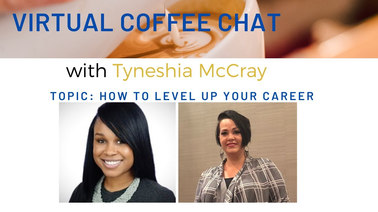 Coffee Chat:  How to develop a professional training plan