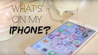 What's on my iPhone 6s Plus!?