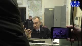ОВД Тверское ч.3 Добровольно-принудительное задержание