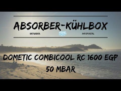 Dometic CombiCool RC 1600 EGP 50 mbar | Tipps und Preisvergleich ...
