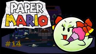Paper Mario capítulo 14 La prueba de Bow