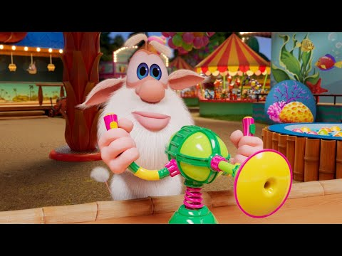 Booba 🎡 Funfair 🎢 Episode 66 - Funny cartoons for kids - BOOBA ToonsTV