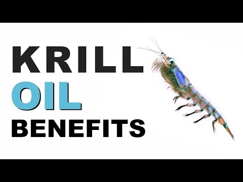 Krill Oil: Benefits of Krill Oil and Omega 3