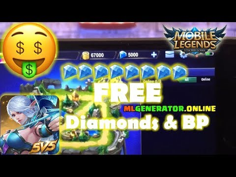 Mobile Legends Hack – FREE Diamonds and Battle Points (Android and iOS)