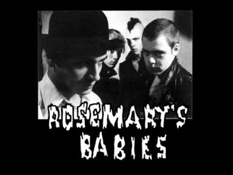 Rosemary's Babies -  Small Minds Think Small 1982 (HC PUNK USA)