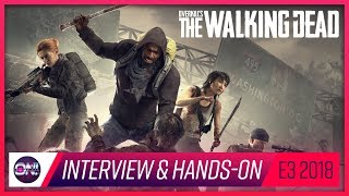 OVERKILL's The Walking Dead - Hands On Gameplay and Interview with Almir Listo