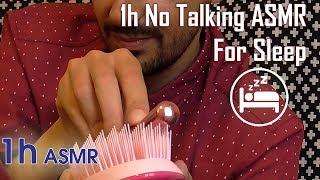 1 Hour No Talking ASMR Sounds For Sleep