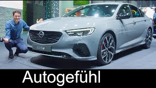 Opel Insignia GSi REVIEW Grand Sport (Vauxhall GSi / Buick Regal GS / Holden Commodore VXR)