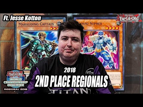 Yu-Gi-Oh! BEST! 2ND PLACE PHILLY REGIONALS: GOUKI DECK PROFILE! FT. JESSE KOTTON! MAY 2018! In-Depth