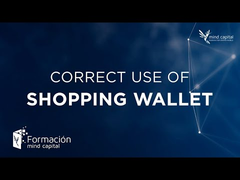 MindCapital PRO | #8 Correct use of shopping (Buying) wallet