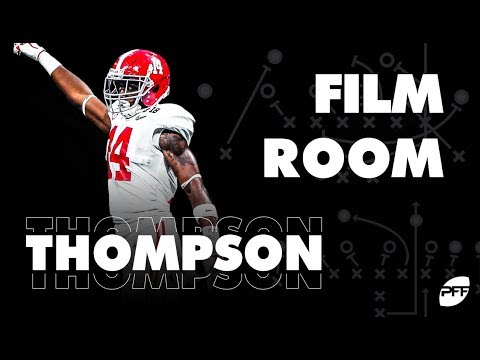 new product 1d921 1153c 49ers 2019 NFL Draft prospect profile: Safety Deionte Thompson