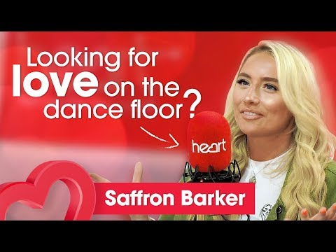 Is Saffron Barker Looking For Love On Strictly 2019? 💕   Interview   Heart