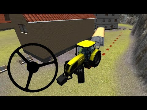 Tractor Simulator 3D: Wheat - Best Android Gameplay HD