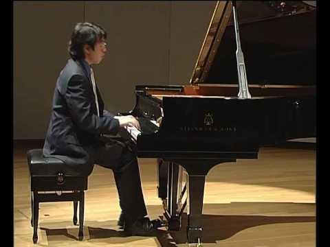 John Chen Mozart Piano Sonata in G K283