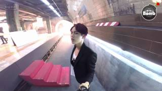 [BANGTAN BOMB] BTS' selfie recording Danger - BTS (방탄소년단)