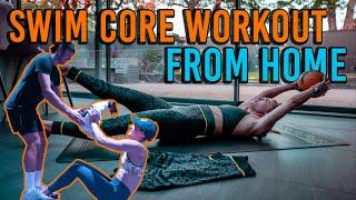 Swim Specific Core Exercises