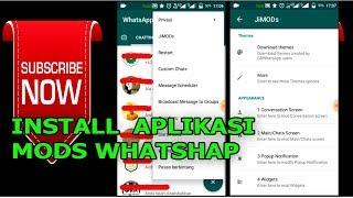 Download lagu Tutorial Install Ji Mods GB Whatshap Apk
