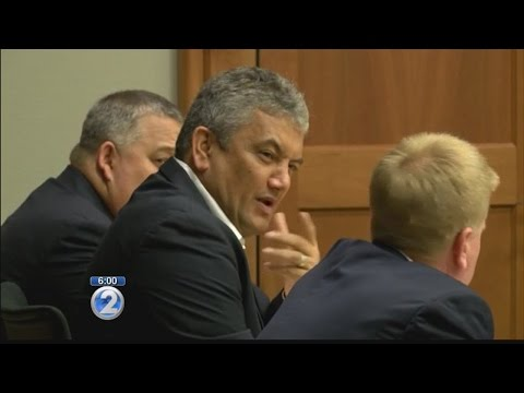 Trial for Hawaii Mayor Billy Kenoi begins with opening statements, witnesses