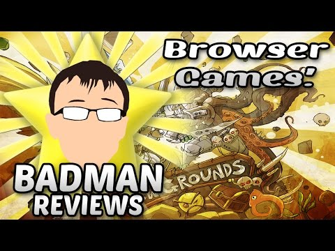 Old Browser Games Review - Badman