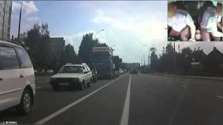 Преследование нетрезвого водителя(, 2014-07-25T09:16:15.000Z)