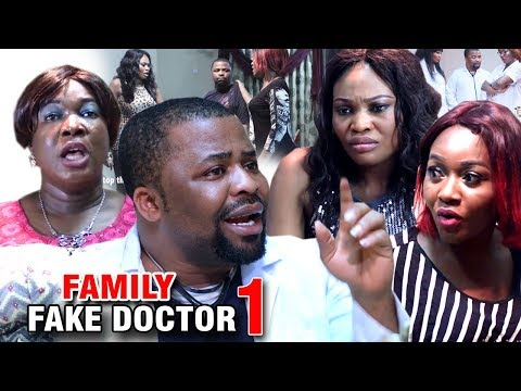 FAMILY FAKE DOCTOR SEASON 1 - New Movie | 2019 Latest Nigerian Nollywood Movie Full HD