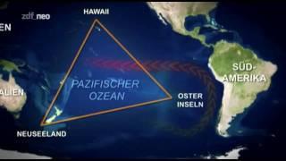Wagnis in der Südsee - Das Geheimnis der Polynesier 1/3