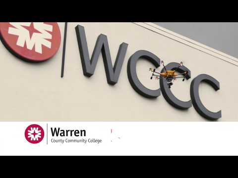 Warren County Community College - Drone Certification