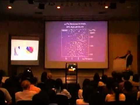 Kurt Wuethrich's keynote speech at the Thailand Institute of Scientific and Technological Research