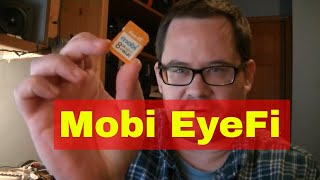 Eye-fi Mobi wi-fi SD card review and demo w/ Canon T3i and MacBook Air(, 2014-04-14T09:42:46.000Z)