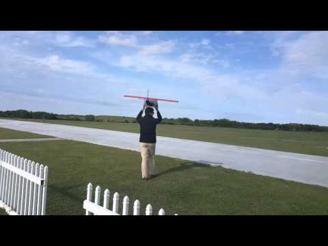 "Wichita State University Aerospace Engineering - Senior Design ""Just Wing It"" Mission Demonstration"