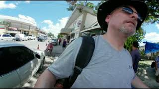 Walking thru Orange Walk District, Belize