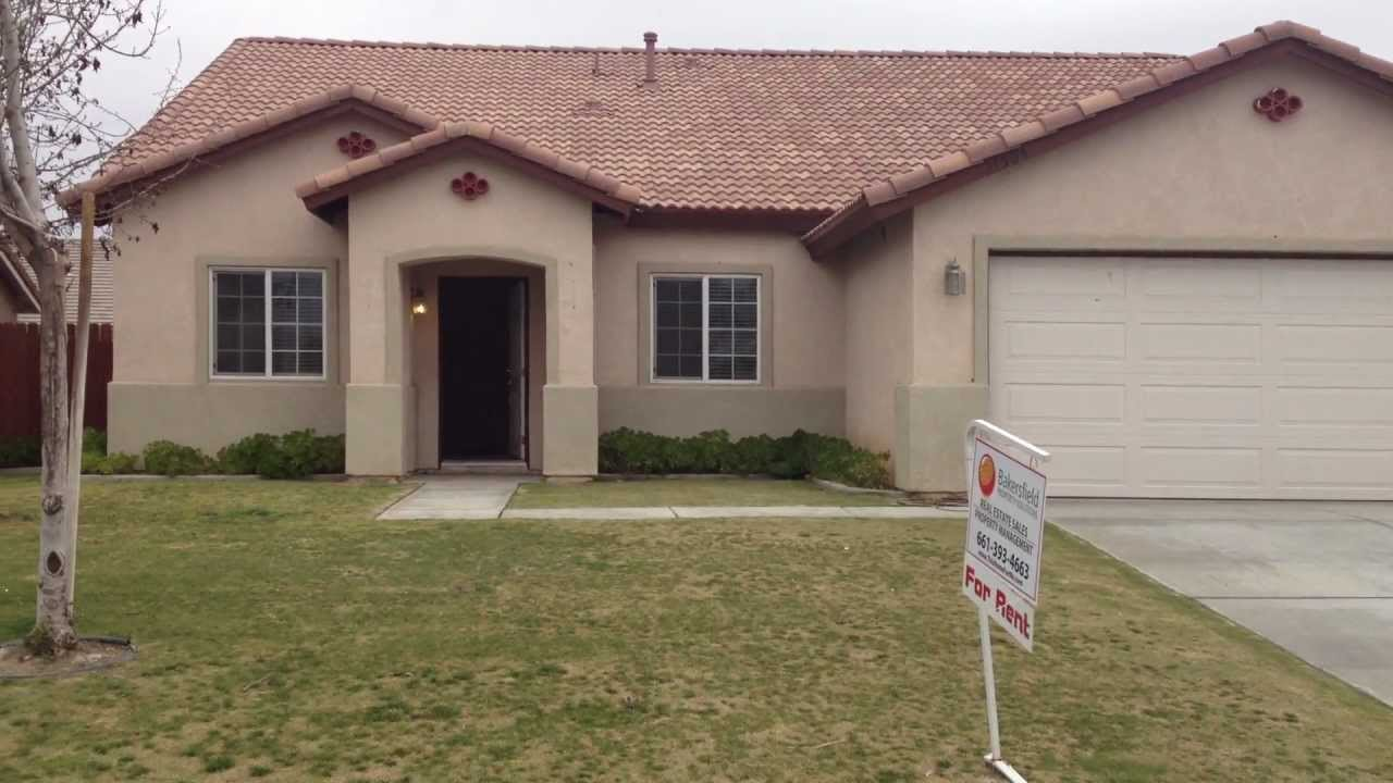 Northwest Bakersfield House For Rent Pacific Breeze