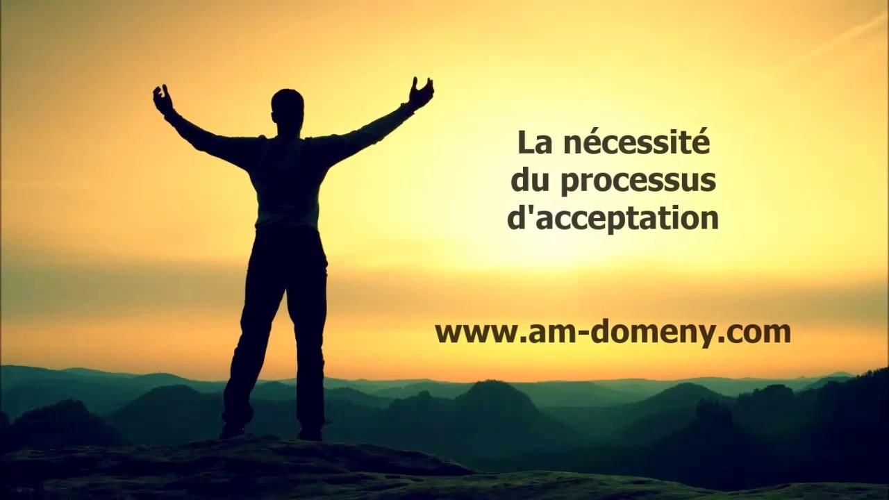 L'acceptation