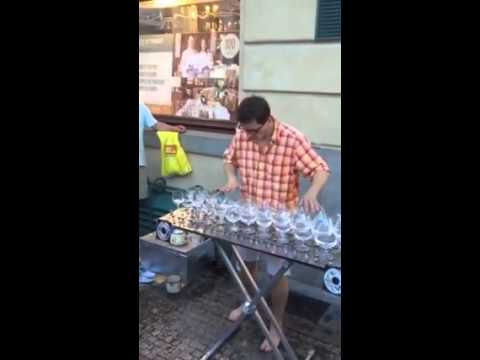 آزرو من براغ عاصمة التشيك               Azrou in Prague, capital of the Czech Republic