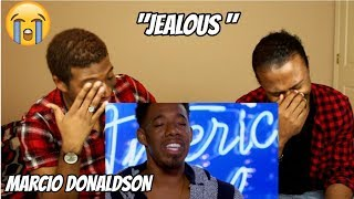 Marcio Donaldson Auditions for American Idol with