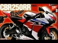 HONDA PREPARA CBR-250RR BICILINDRICA - MOTONEWS