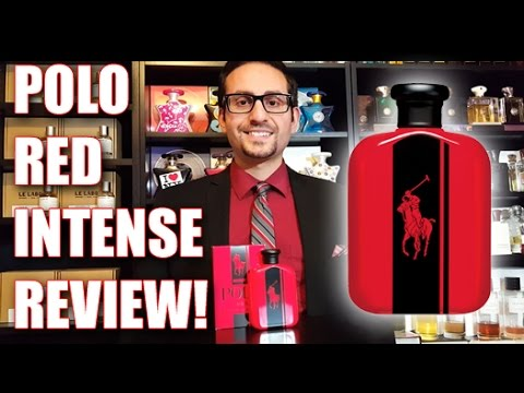 polo red ralph lauren perfume review