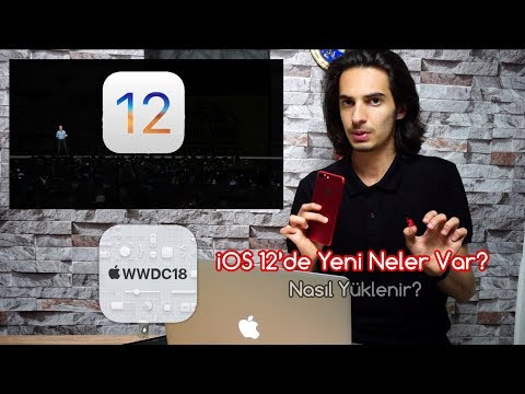iOS 12 — What's New? (WWDC18)