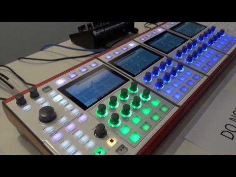 [MUSIKMESSE] Dasz Instruments Alex