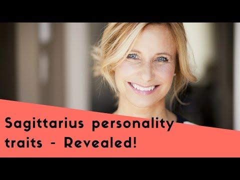 sagittarius woman traits